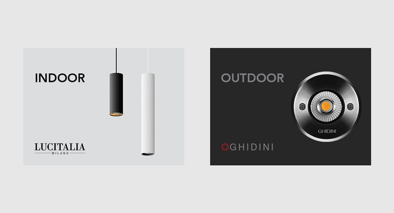 Digital Marketing for Ghidini Lighting